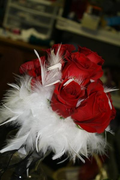 red rose bouquet  wedding flowers gallery, Beautiful flower