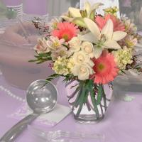 Baby Shower Flower Centerpiece Ideas Flowers Healthy